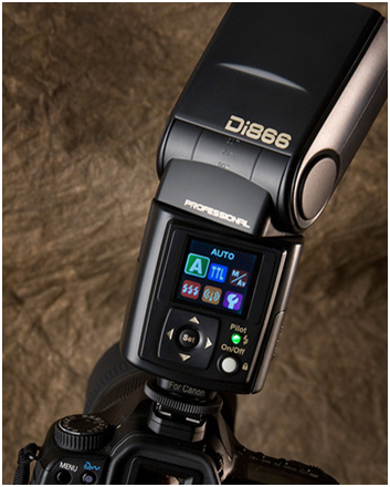 Flash Nissin Di866