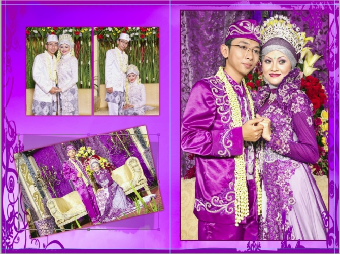 Wedding Of Faridz & Yayu, Maret 2011