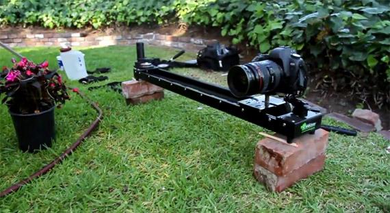 Persiapan untuk memulai fotografi time-lapse