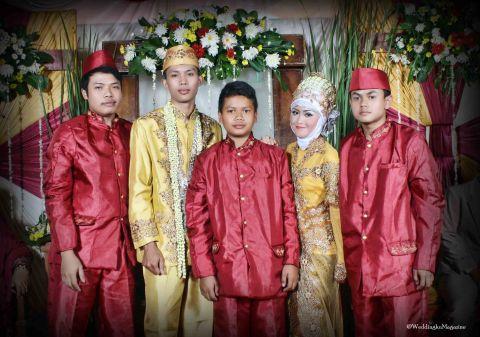 fotografer pernikahan tradisional