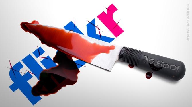 How Yahoo Killed Flickr(Gizmodo)