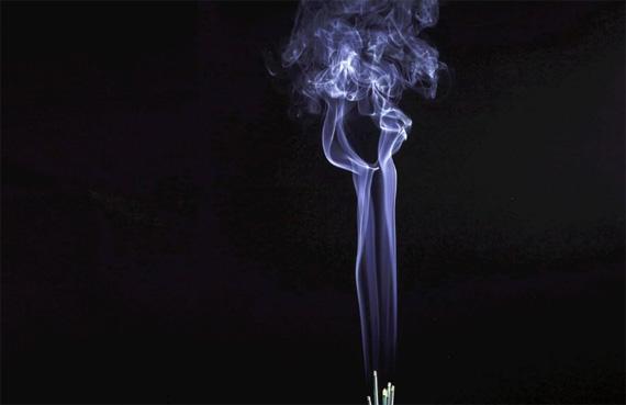 Tips Memotret asap 1