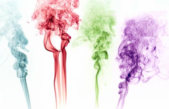 Tips Memotret asap 2