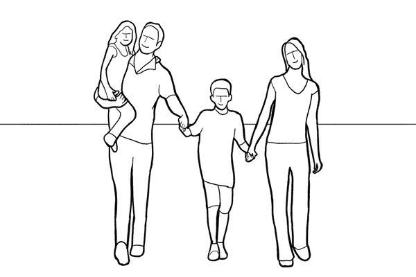 Gambar Menggambar Pensil Youtube Gambar Sketsa Berjalan Sapawarga