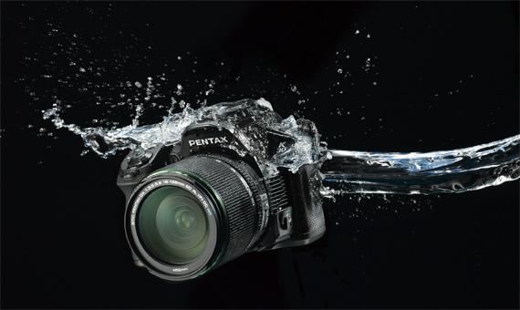 Weatherproof Pentax K-30