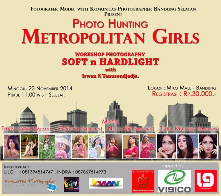 Event  Metropolitan Girls
