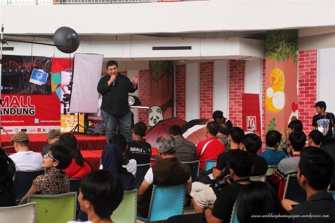 suasana Workshop KP-BS