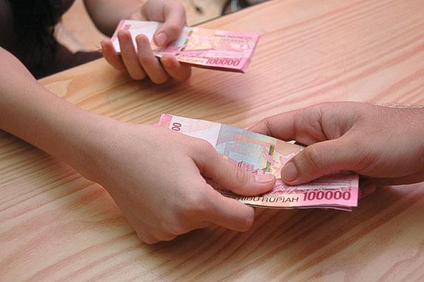 Uang Muka, Down Payment