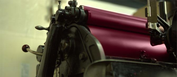 Mesin Cetak Press Canggih