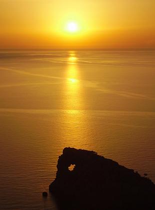 5 Tips Memotret Matahari Terbenam_1