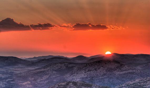 5 Tips Memotret Matahari Terbenam_3