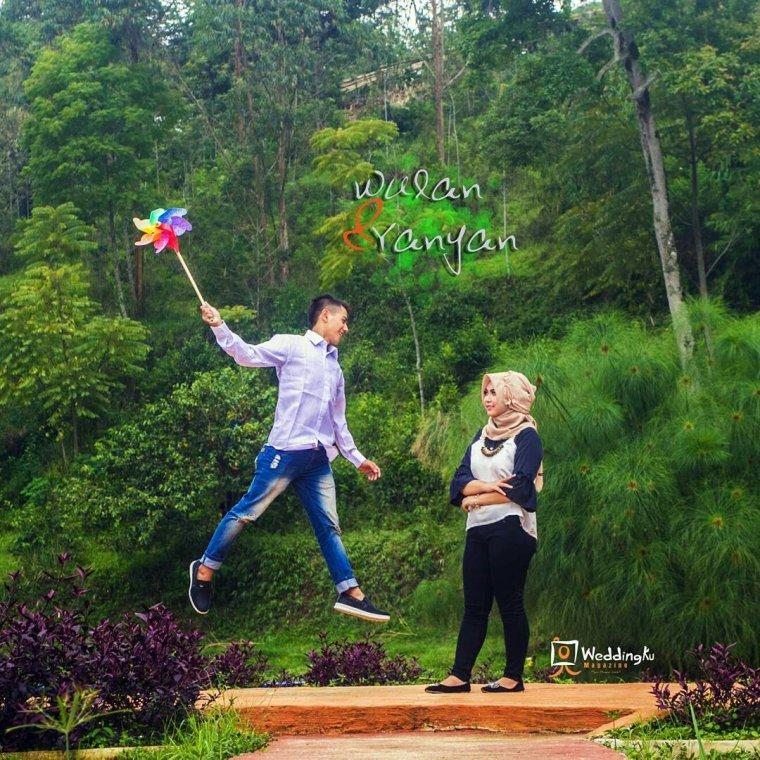 Prewedding Yanyan & Wulan | Barusen Hills