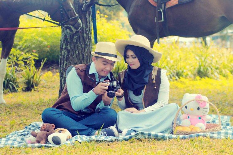Prewedding Bandung Lembang